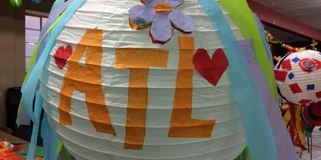 Atlanta BeltLine Lantern Parade Workshop - Industry People! (or anyone into day drinking and lantern making) tickets