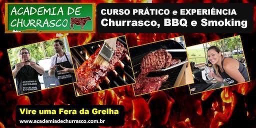 ACADEMIA DE CHURRASCO: CURSO DOMINGO 18/AGO