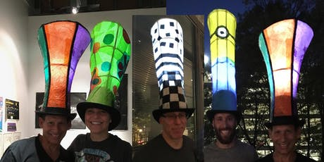 Atlanta BeltLine Lantern Parade Workshop - Lantern Hats  tickets