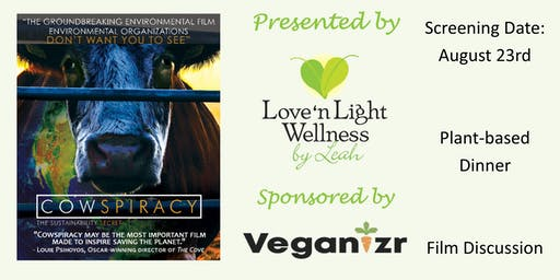 SCREENING: 'Cowspiracy'