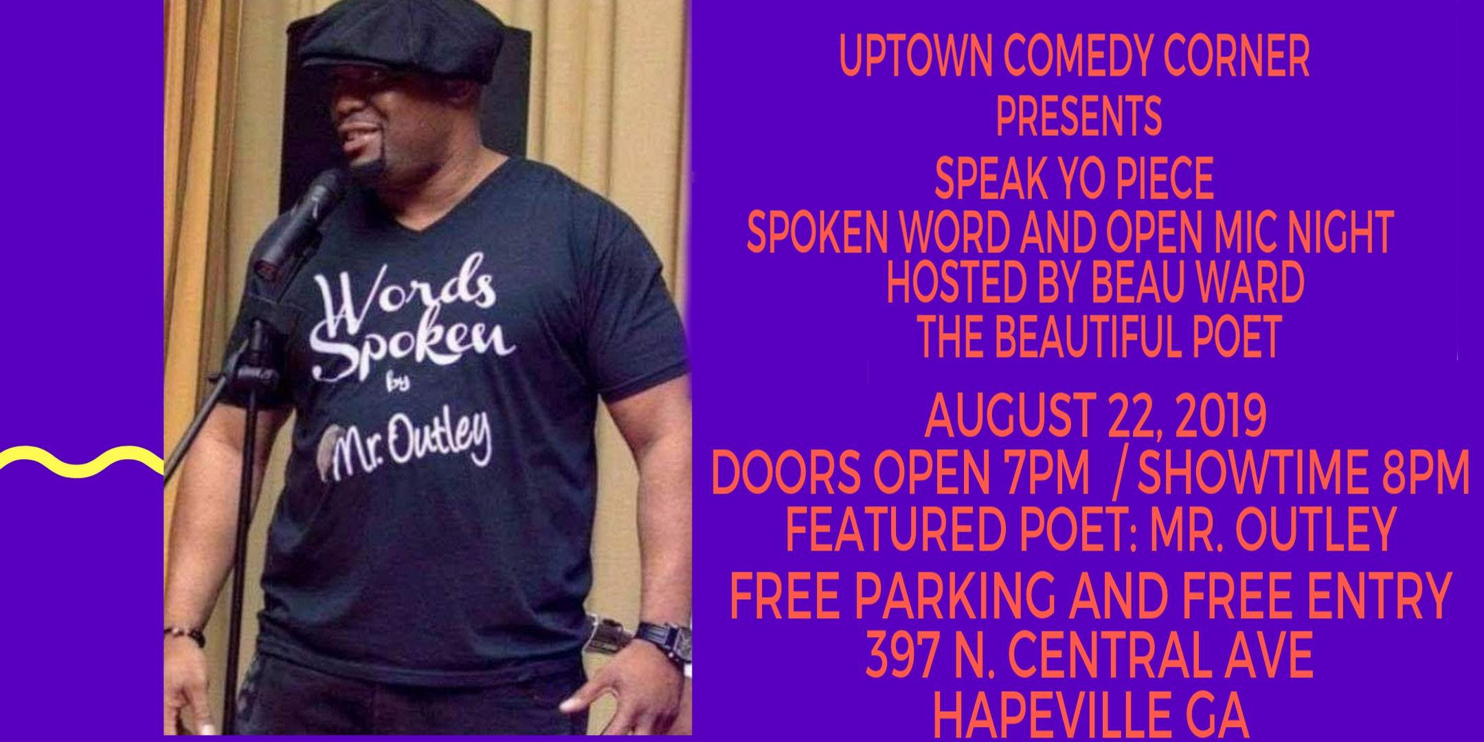 Atlanta's Original Uptown Comedy Corner