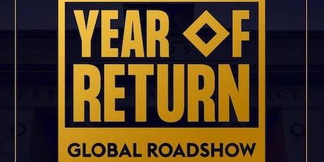 Ghana Tech Summit: Year of Return Tour (Dubai)  tickets