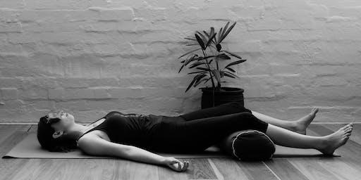 AWAKE Yoga and Reiki with meditation, sound baths, crystals, and reiki!