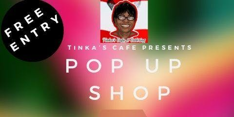 Tinka's Cafe & Catering Pop Up Shop