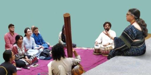Hindustani Vocal Workshop with Aditi Upadhya