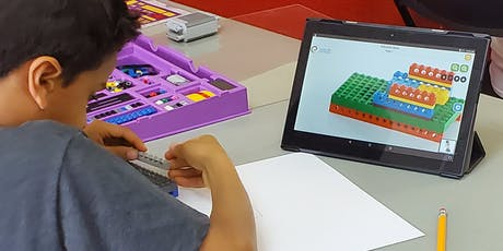 STEM LEGO Friday's are HERE! tickets