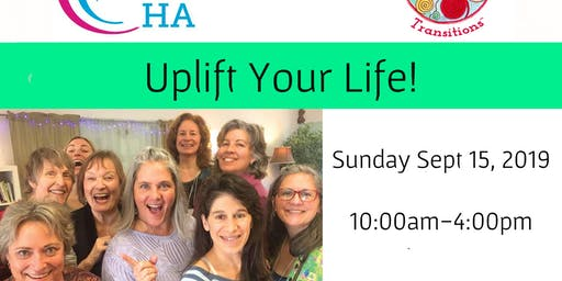Uplift Your Life! ~ One-Day Refresher
