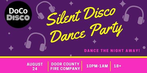 Silent Disco Dance Party- Sturgeon Bay
