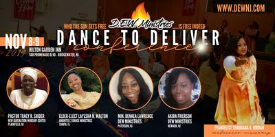 Dance To Deliver Conference