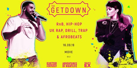 The Getdown Freshers Party tickets
