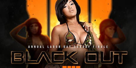 BlackOut - ATL Labor Day Weekend Finale tickets