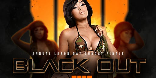 BlackOut - ATL Labor Day Weekend Finale