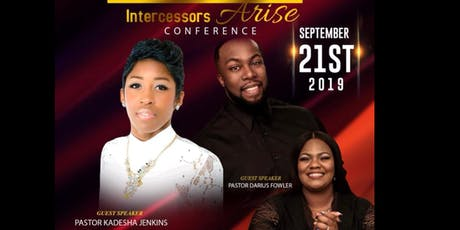 HEAVY HITTERS Intercessors Arise tickets