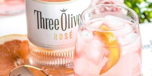 Rose' All Day With A Touch Of Pink Day Party @The Davenport 2pm-8pm Join Us.