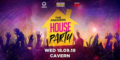 Freshers House Party