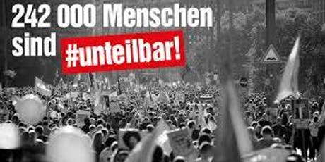 #unteilbar and the fight against racism What is the role of Die LINKE? Tickets