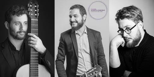 Audentia Ensemble- Guitar Concerti Premieres