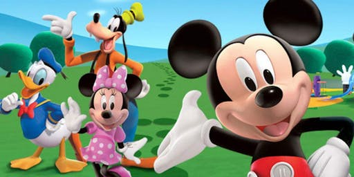 Mickey's Clubhouse is coming to Miami for a free show!