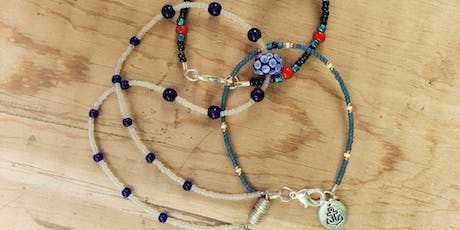 Jewelry Class - Bracelet or Anklet tickets