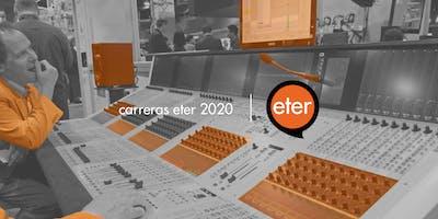Carrera de Operación Técnica en Radio - Ingreso 2020