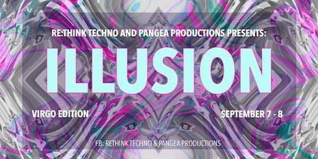 Re:Think Illusion - Virgo Outdoor Gathering edition tickets