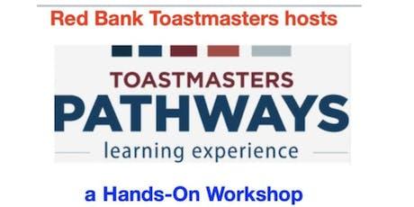 Toastmasters Pathways Hands on Workshop tickets