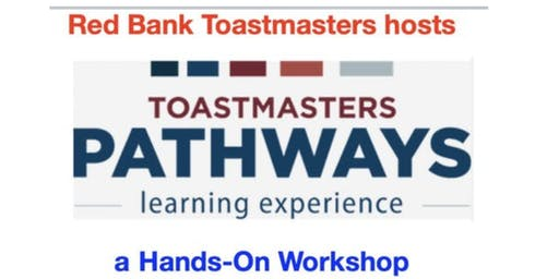 Toastmasters Pathways Hands on Workshop