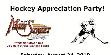 Annual Hockey League Appreciation Party  tickets