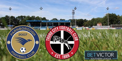 Farnborough v Truro City