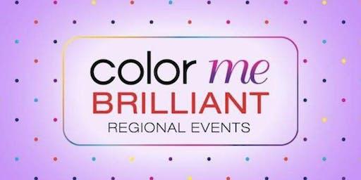 Color Me Brilliant Hurricane WV Region September