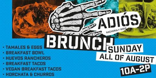 Mexican Brunch - New August Items