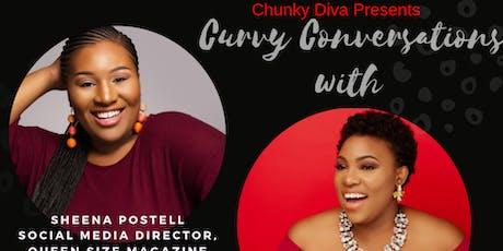 Curvy & Confident Conversations tickets