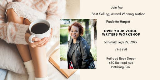 OWN YOUR VOICE WRITERS WORKSHOP