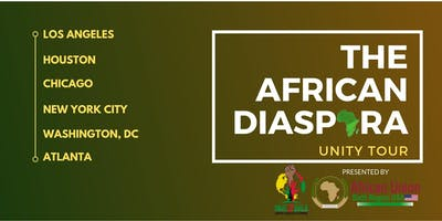 The Building Bridges African Diaspora Unity Tour -  Los Angeles