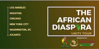 The Building Bridges African Diaspora Unity Tour -  Los Angeles