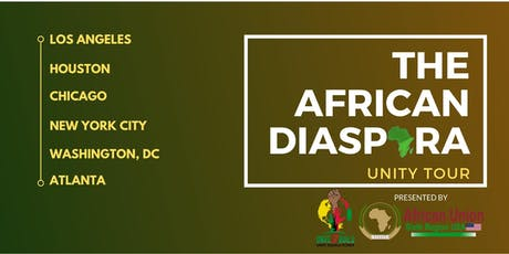The Building Bridges African Diaspora Unity Tour -  Houston tickets