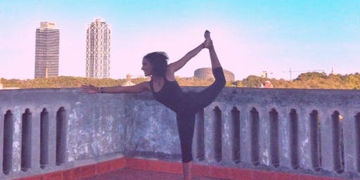 Yoga Masterclass with Laia (BARCELONA)