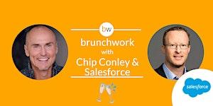 Chip Conley (Airbnb) & Salesforce brunchwork