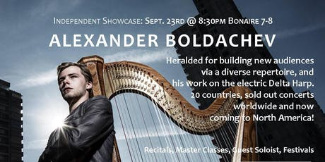 PAE SouthArts: Independent Showcase by Alexander Boldachev tickets
