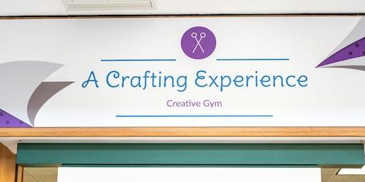 Hand Embroidery-Embellishing w/Sandra