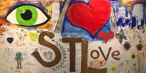 STL Emerge!!! Amplifying LOVE under the Gateway Arch!