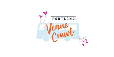 Portland Venue Crawl - Wine Country Edition tickets