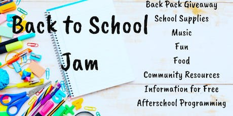Project L.Y.F.T. Back to School Jam tickets
