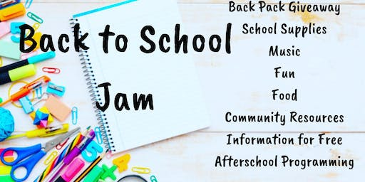 Project L.Y.F.T. Back to School Jam