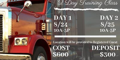 Tuscaloosa Freight Broker Training