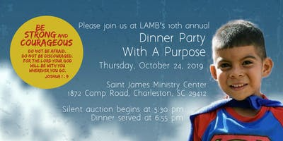 LAMB's Dinner Party With A Purpose 2019
