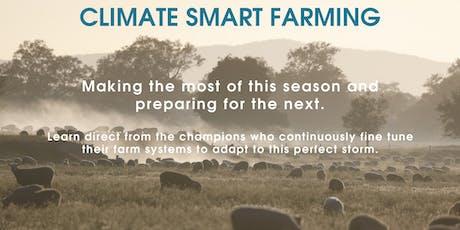 Climate Smart Farming - Ararat with Charlie De Fegley tickets