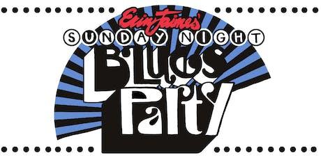 Erin Jaimes' Sunday Night Blues Party tickets
