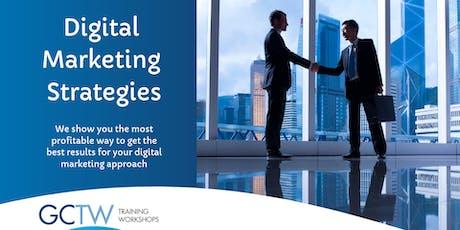 Digital Marketing Strategies tickets