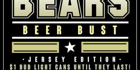 Bear Beer Bust: Jersey Edition tickets